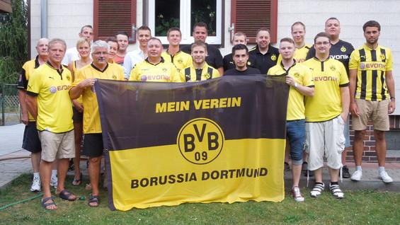 15. Spieltag 14/15: Hertha BSC – Borussia Dortmund