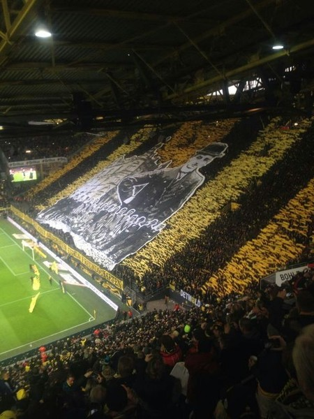 17. Spieltag 13/14: Borussia Dortmund – Hertha BSC