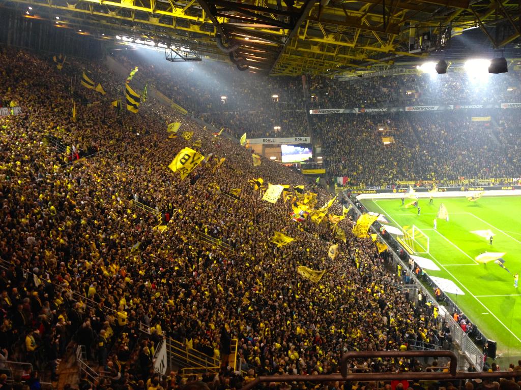 3. Spieltag 15/16: Borussia Dortmund – Hertha BSC