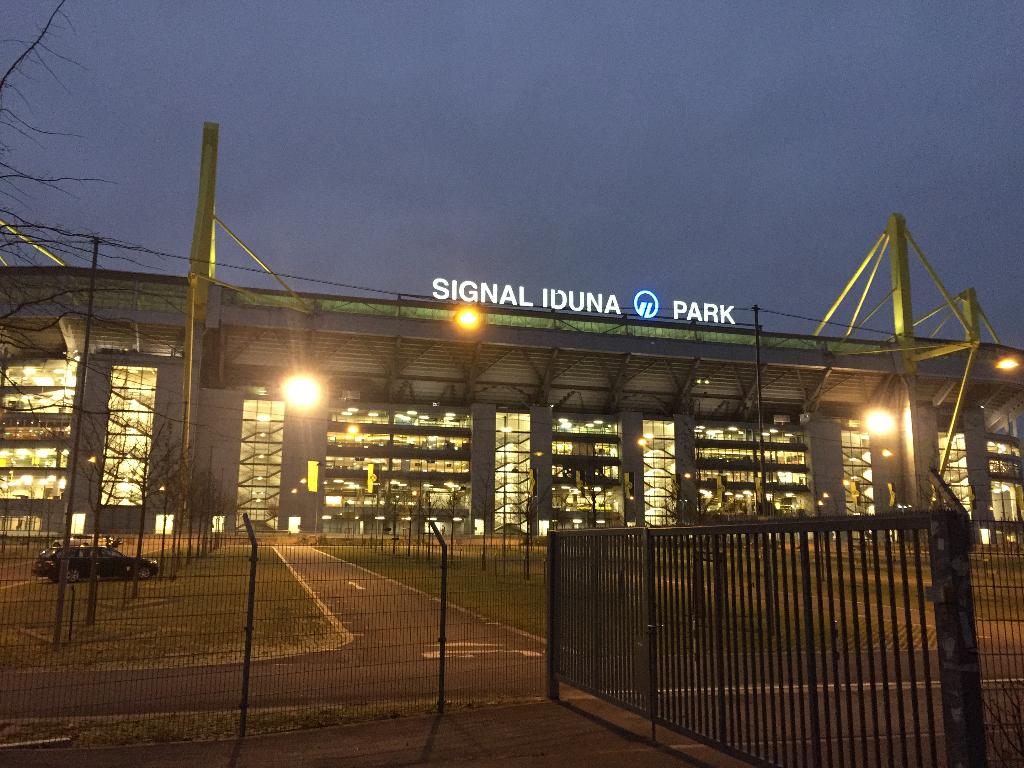 14. Spieltag 14/15: Borussia Dortmund – TSG Hoffenheim