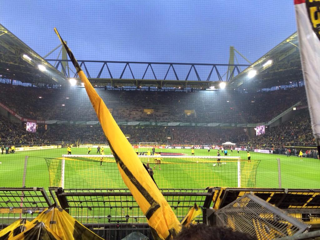 25. Spieltag 14/15: Borussia Dortmund – 1.FC Köln