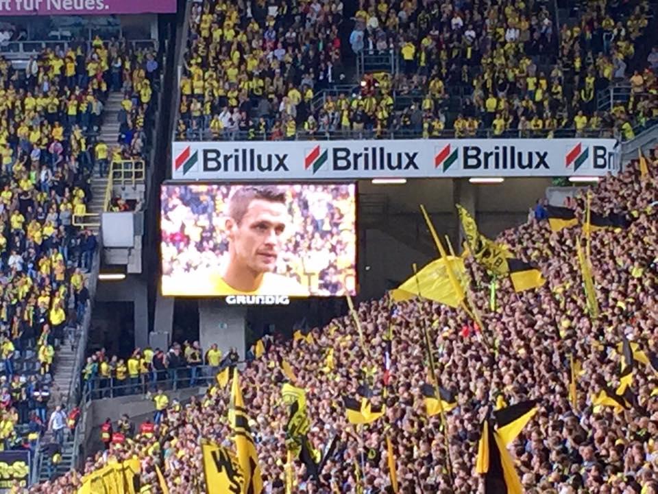 34. Spieltag 14/15: Borussia Dortmund – Werder Bremen